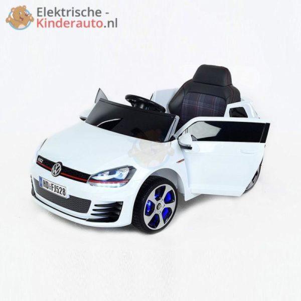 Volkswagen Golf GTI Kinderauto Wit 1