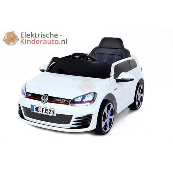 Volkswagen Golf GTI Kinderauto Wit 10