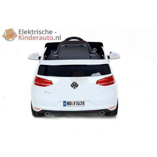 Volkswagen Golf GTI Kinderauto Wit 11