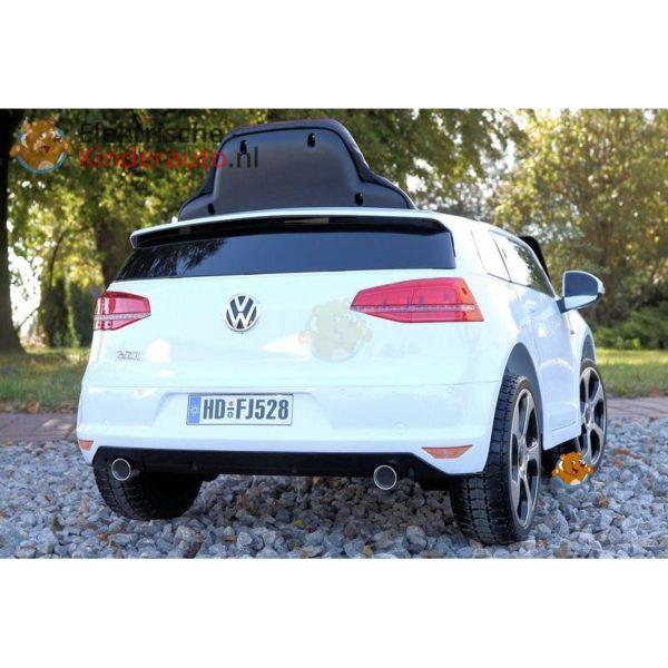 Volkswagen Golf GTI Kinderauto Wit 13