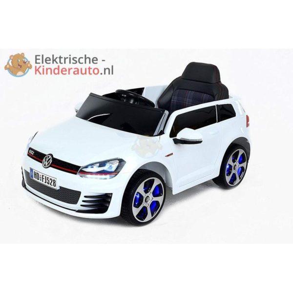Volkswagen Golf GTI Kinderauto Wit 3