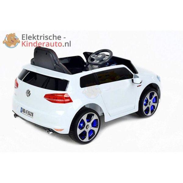 Volkswagen Golf GTI Kinderauto Wit 4