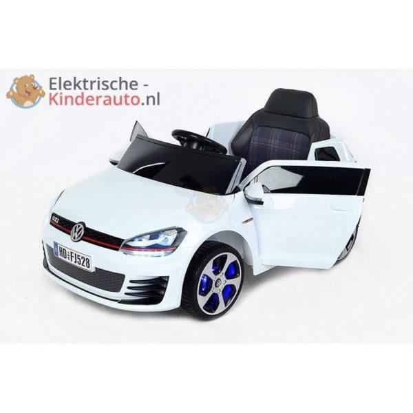 Volkswagen Golf GTI Kinderauto Wit 5