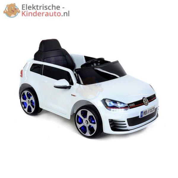 Volkswagen Golf GTI Kinderauto Wit 6