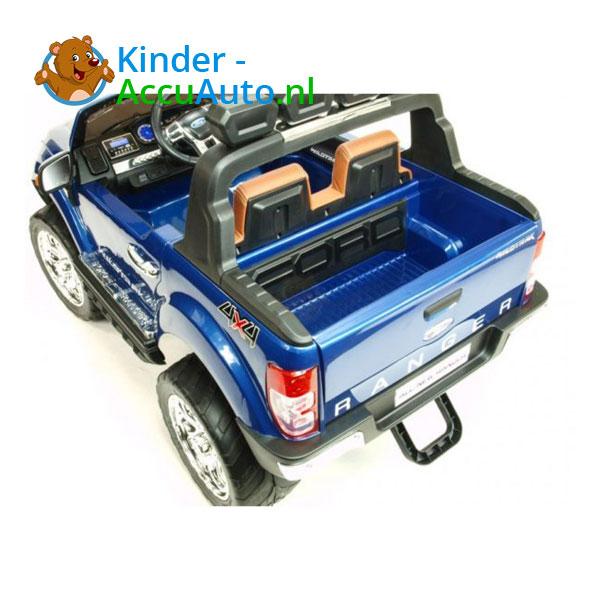 Ford F650 kinderauto blauw 5Ford F650 kinderauto blauw