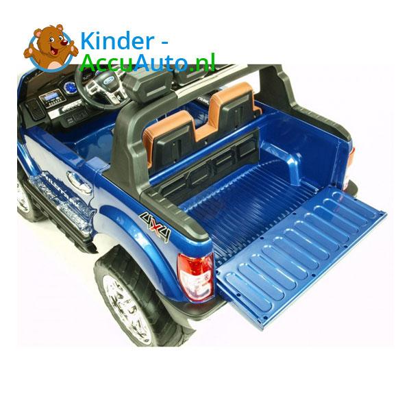 Ford F650 kinderauto blauw 9