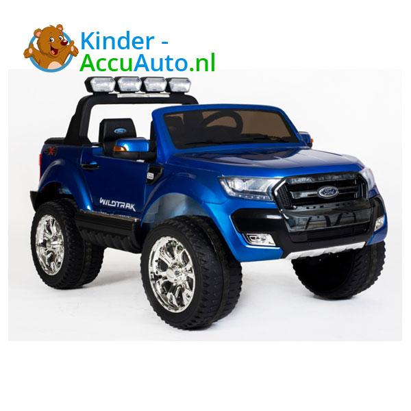 Ford Ranger Blauw Kinderauto 1