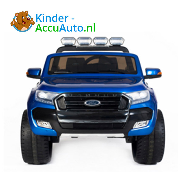 Ford Ranger Blauw Kinderauto 2
