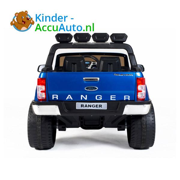 Ford Ranger Blauw Kinderauto 3