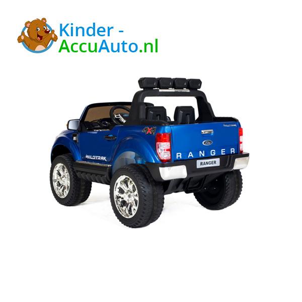 Ford Ranger Blauw Kinderauto 4