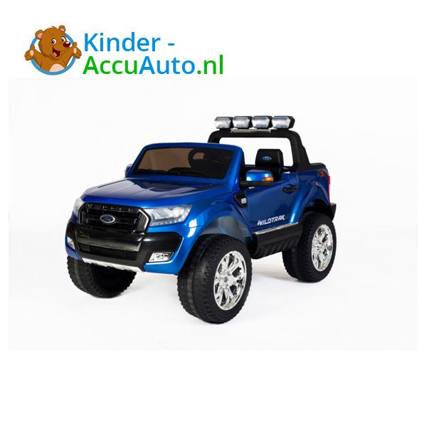 Ford Ranger Blauw Kinderauto 8