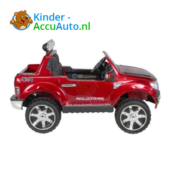 Ford Ranger Kinderauto Rood 10