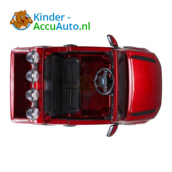 Ford Ranger Kinderauto Rood 11