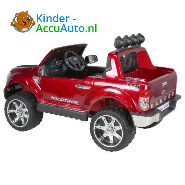 Ford Ranger Kinderauto Rood 12