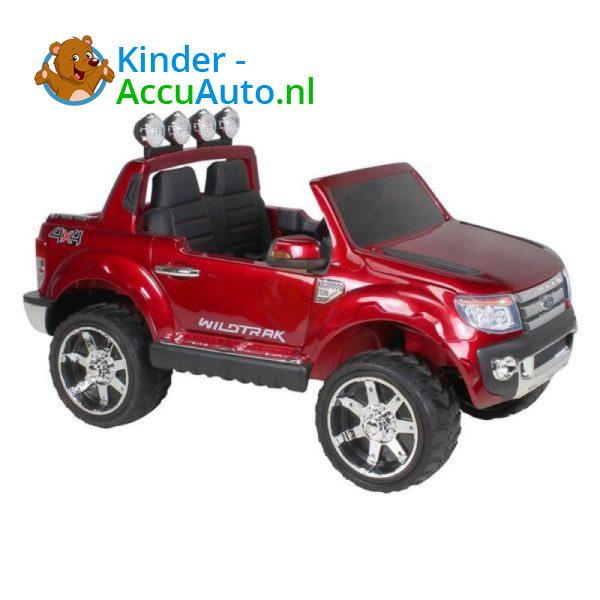 Ford Ranger Kinderauto Rood 13