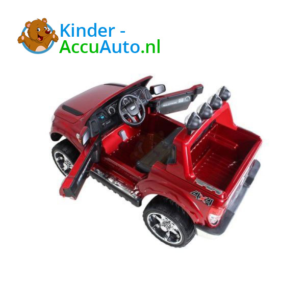 Ford Ranger Kinderauto Rood 2