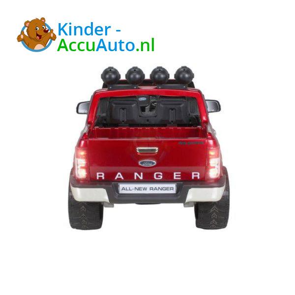 Ford Ranger Kinderauto Rood 3