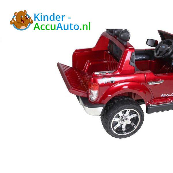 Ford Ranger Kinderauto Rood 4