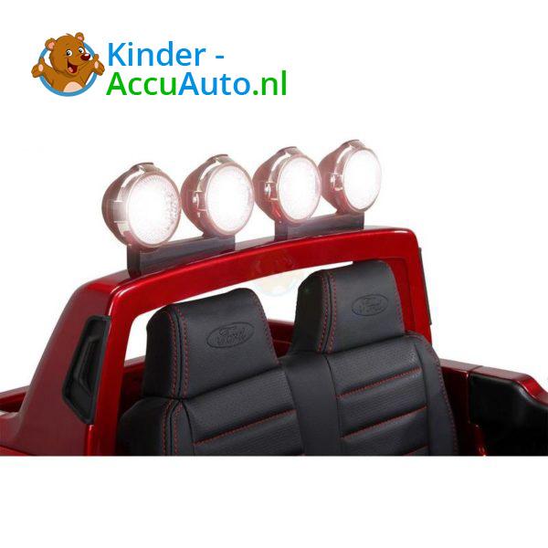 Ford Ranger Kinderauto Rood 5