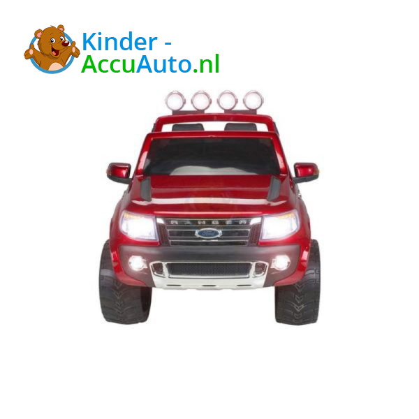 Ford Ranger Kinderauto Rood 8
