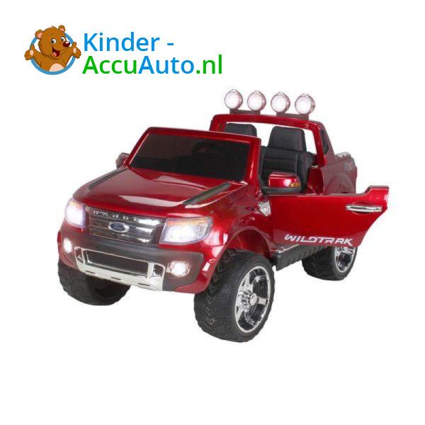 Ford Ranger Kinderauto Rood 9