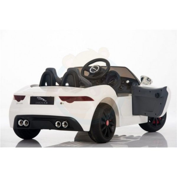 Jaguar F type kinder accu auto wit kinderauto 3
