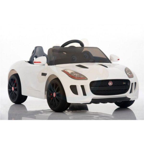 Jaguar F type kinder accu auto wit kinderauto 2