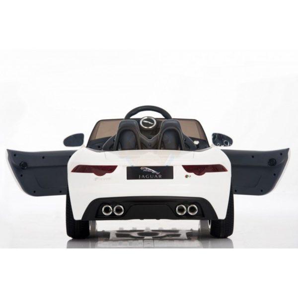 Jaguar F type kinder accu auto wit kinderauto 4