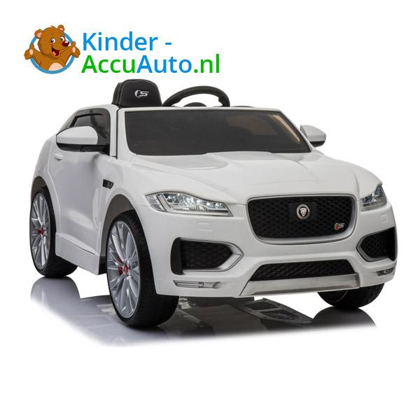 Jaguar F-Pace Wit Kinderauto 1