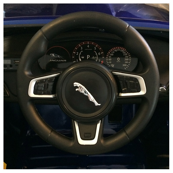 Jaguar F-Pace Wit Kinderauto 10