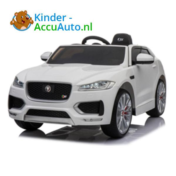 Jaguar F-Pace Wit Kinderauto 2
