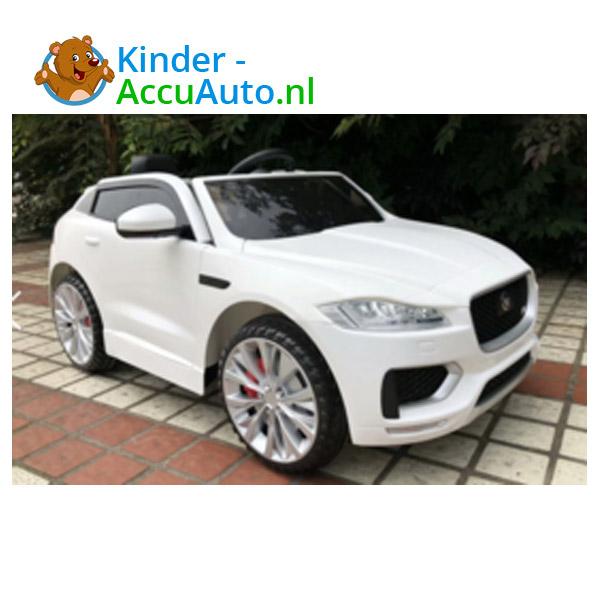 Jaguar F-Pace Wit Kinderauto 3