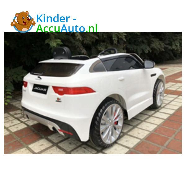 Jaguar F-Pace Wit Kinderauto 4