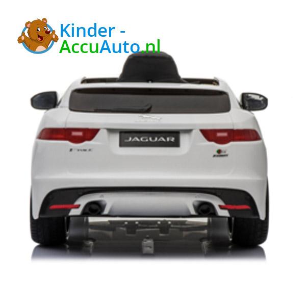 Jaguar F-Pace Wit Kinderauto 5