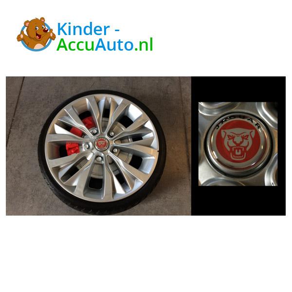 Jaguar F-Pace Wit Kinderauto 8