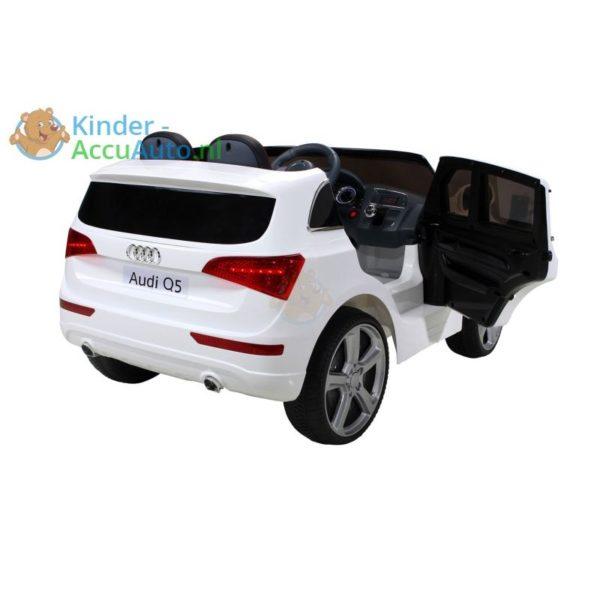 Kinder Accu Auto Audi Q5 wit 9