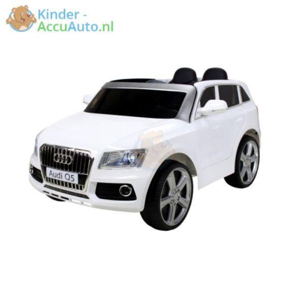 Kinder Accu Auto Audi Q5 wit 1