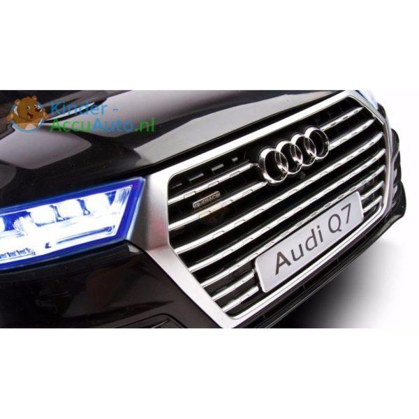 Kinder Accu Auto Audi Q7 update zwart 16