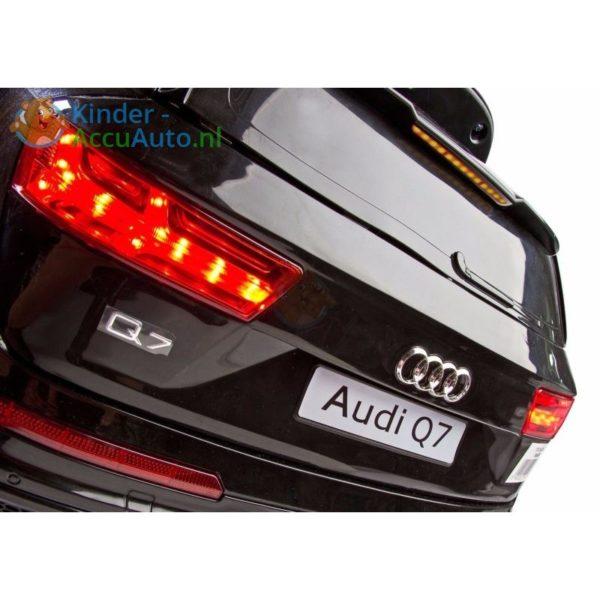 Kinder Accu Auto Audi Q7 update zwart 17