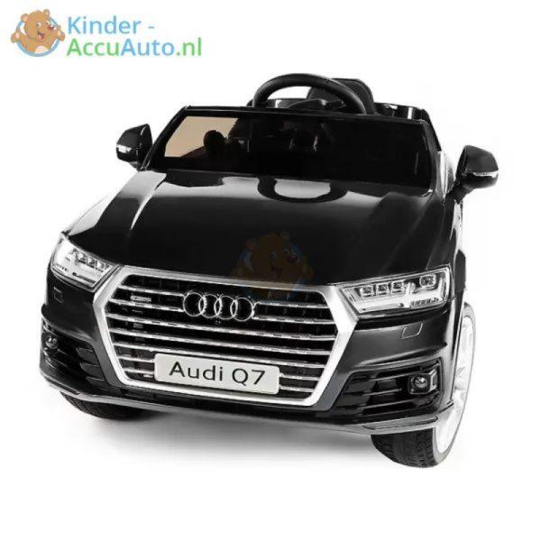 Kinder Accu Auto Audi Q7 update zwart 21