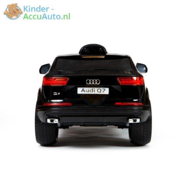 Kinder Accu Auto Audi Q7 update zwart 23