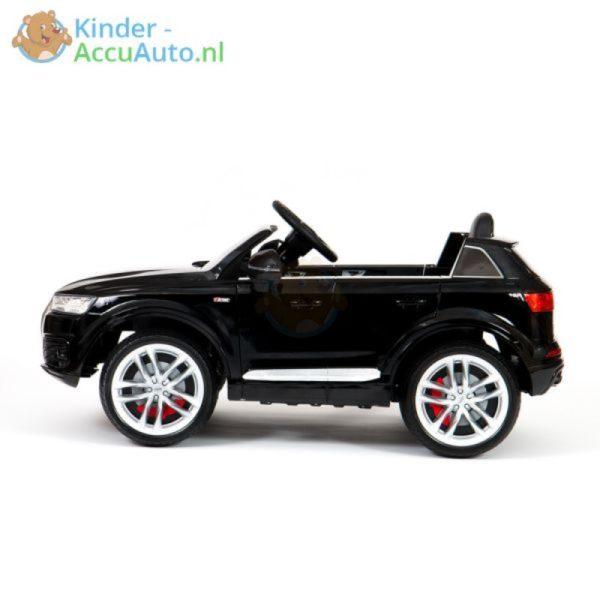 Kinder Accu Auto Audi Q7 update zwart 25