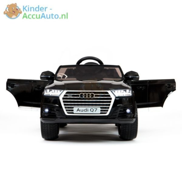 Kinder Accu Auto Audi Q7 update zwart 27