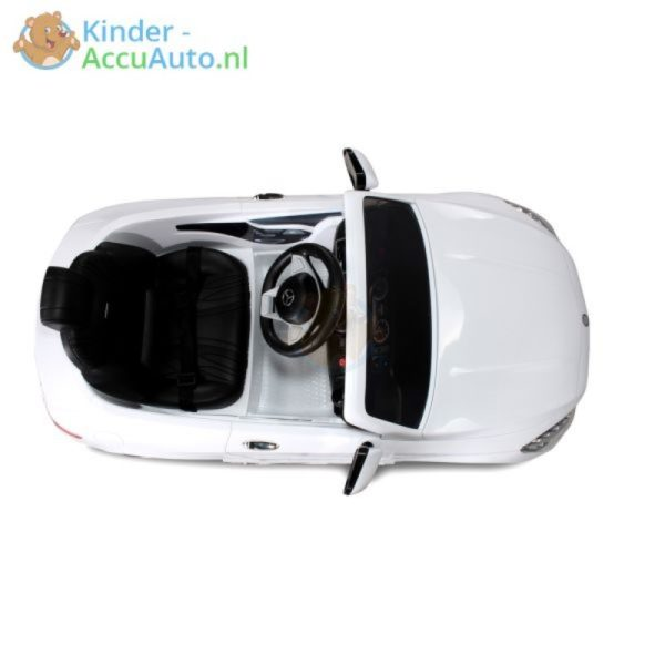 Kinder Accu Auto mercedes S63 amg wit 8
