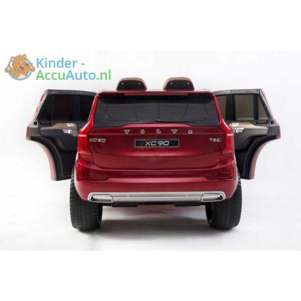 kinder accu auto volvo xc90 rood kinderauto 10