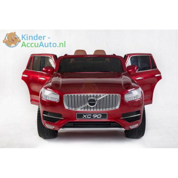 kinder accu auto volvo xc90 rood kinderauto 14