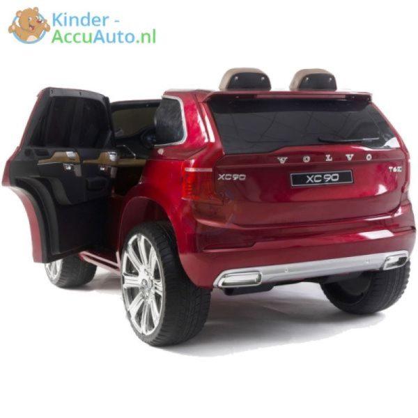 kinder accu auto volvo xc90 rood kinderauto 5