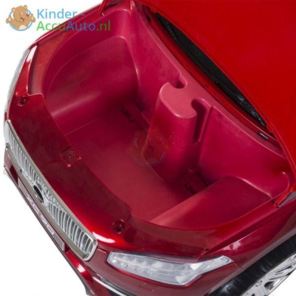 kinder accu auto volvo xc90 rood kinderauto 7