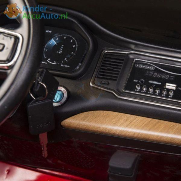 kinder accu auto volvo xc90 rood kinderauto 8