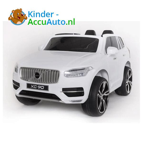 Kinder Accu Auto Volvo XC90 wit 1